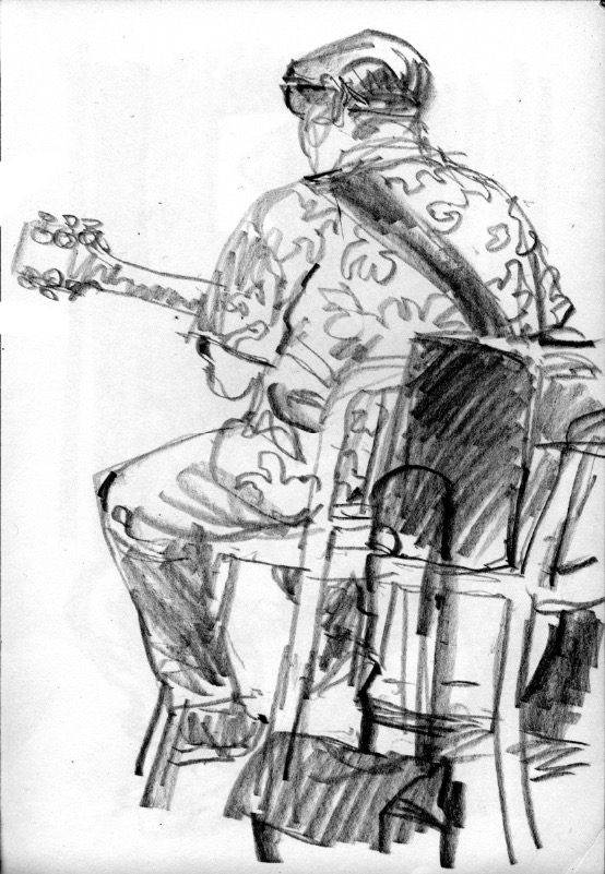 Guitariste Bilbao